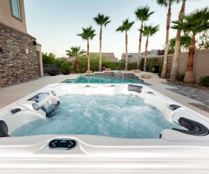 Tropic Seas Spas Hot Tub